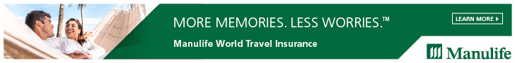 Manulife World Travel Insurance